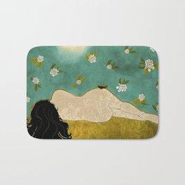 Resting Bath Mat