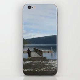 Love on the Lake iPhone Skin