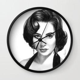 Elizabeth Wall Clock
