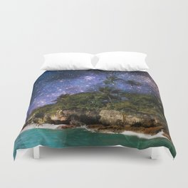 The Ultimate Canvas  Duvet Cover