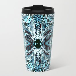 Blue Pathways Travel Mug