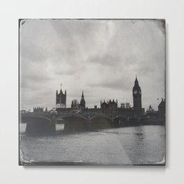 London #3 Metal Print