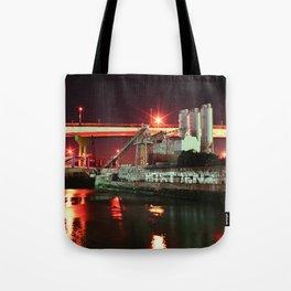 Smith 9th St, Brooklyn N.Y. Tote Bag