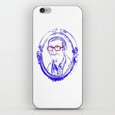 Rich Dunn It iPhone & iPod Skin