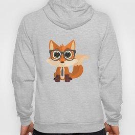 Fox Nerd Hoody