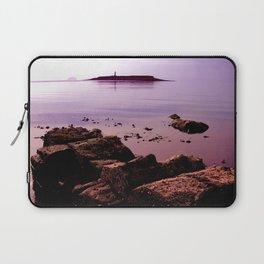 Pladda Sunset Laptop Sleeve