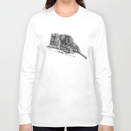 Tiger and Cub G2011-023 Long Sleeve T-shirt