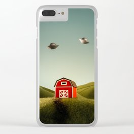 We are Coming for You Clear iPhone Case