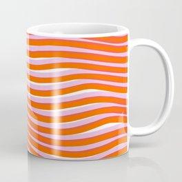 electric zebra stripes Coffee Mug