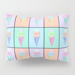 ice cream Pillow Sham