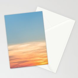 Summer Sunsets Stationery Cards