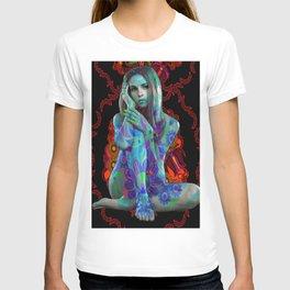 Hippie Chik T-shirt