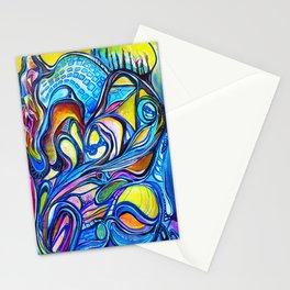 Transcending Mutations - 2 Stationery Cards