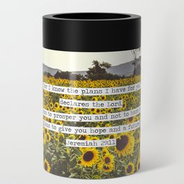 Jeremiah Sunflowers Can Cooler
