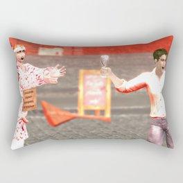 SquaRed: My P r e c i o u s Rectangular Pillow