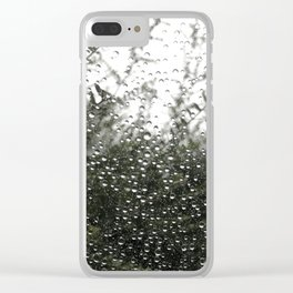 The spider series Clear iPhone Case