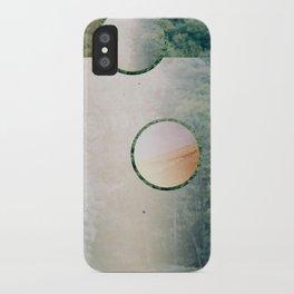 E/Eb iPhone Case