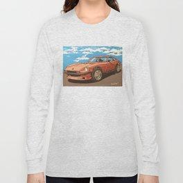 Datsun 280z power tour Long Sleeve T-shirt