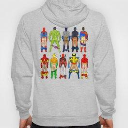 Superhero Butts Hoodie