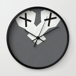 Punk ver.1 Wall Clock