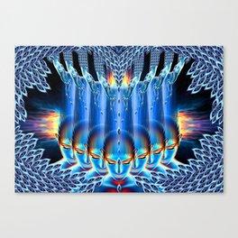 Stream of Consciousness Canvas Print