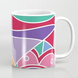 Retro chic Coffee Mug