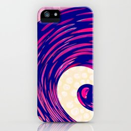 Watching the Waves During Sunset iPhone Case