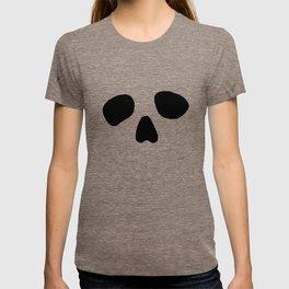 Skull eyes T-shirt