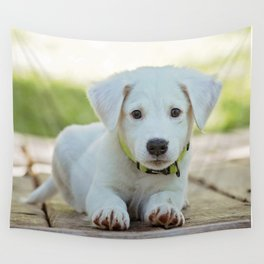 Poppy | Chiot Wall Tapestry