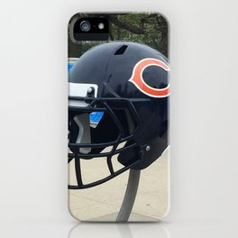 Bears Helmet Color Photo iPhone Case