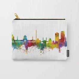 Damascus Syria Skyline Carry-All Pouch