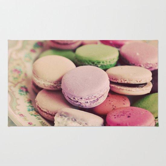 Sweet Macarons Rug
