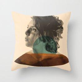 M3 Throw Pillow