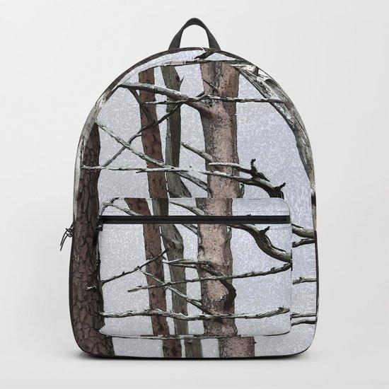 Tree life Part III Backpack