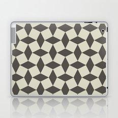 Grey Squares Laptop & iPad Skin