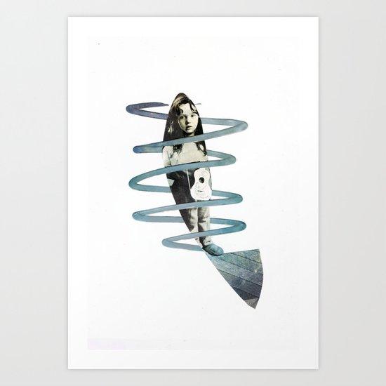 F i s h Art Print