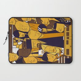 Breaking Bad (yellow version) Laptop Sleeve