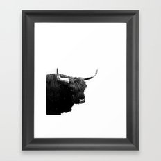 Lumbering Beast II  Framed Art Print