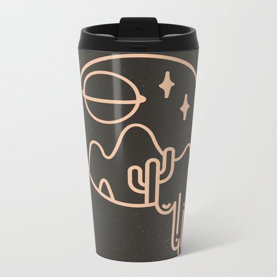STARGAZERS Metal Travel Mug