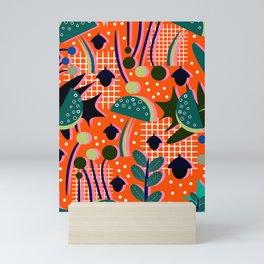 When autumn turns to winter Mini Art Print