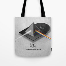 Pink Floyd - Dark Side of the Moon Tote Bag
