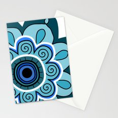 Flower 16 Stationery Cards