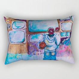 Captivated Rectangular Pillow