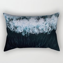 The Color of Water - Seascape Rectangular Pillow