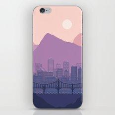 Lavender Morning iPhone & iPod Skin