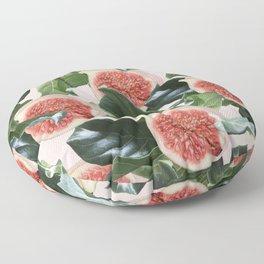 Figs & Leaves #society6 #decor #buyart Floor Pillow