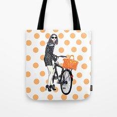 Olivia Palermo Tote Bag