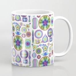 Ernst Haeckel Rainbow Diatoms Coffee Mug