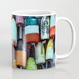 Float on a wall, Cape Cod Coffee Mug
