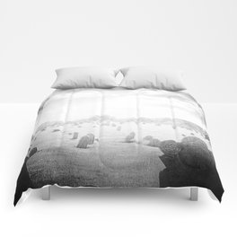 Cimitērium 1680 Comforters
